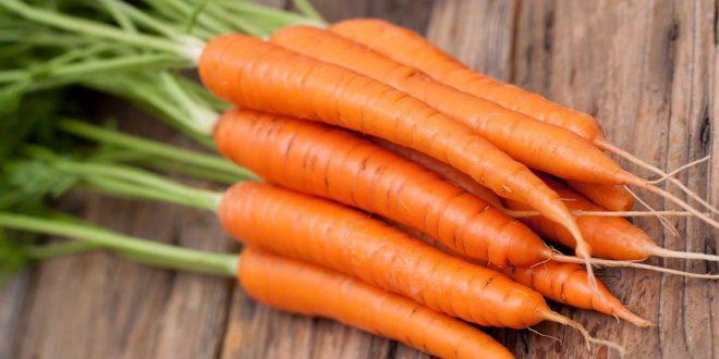 خواص شگفت انگیز هویج
